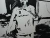 Граффити оформление фитнес-площадки