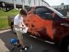 Фестиваль граффити на авто