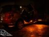 Установка дополнительной подсветки салона и дверей на Honda Jazz