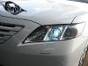 Создание ресничек на Toyota Camry с использованием тонировочной плёнки