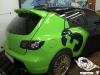 Обтяжка автомобиля виниловой плёнкой с рисунком