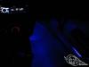 Подсветка салона автомобиля в синий цвет - подсветка ног