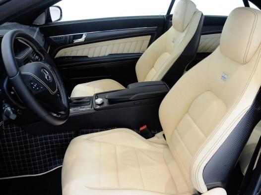 Brabus E V12 Coupe - мощность, кожа, винил